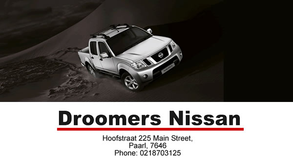 About Droomers Nissan