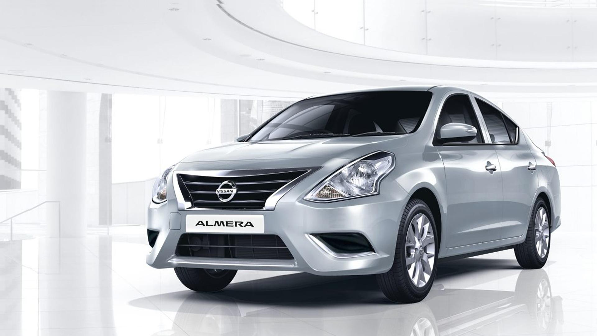 Nissan Almera Specials