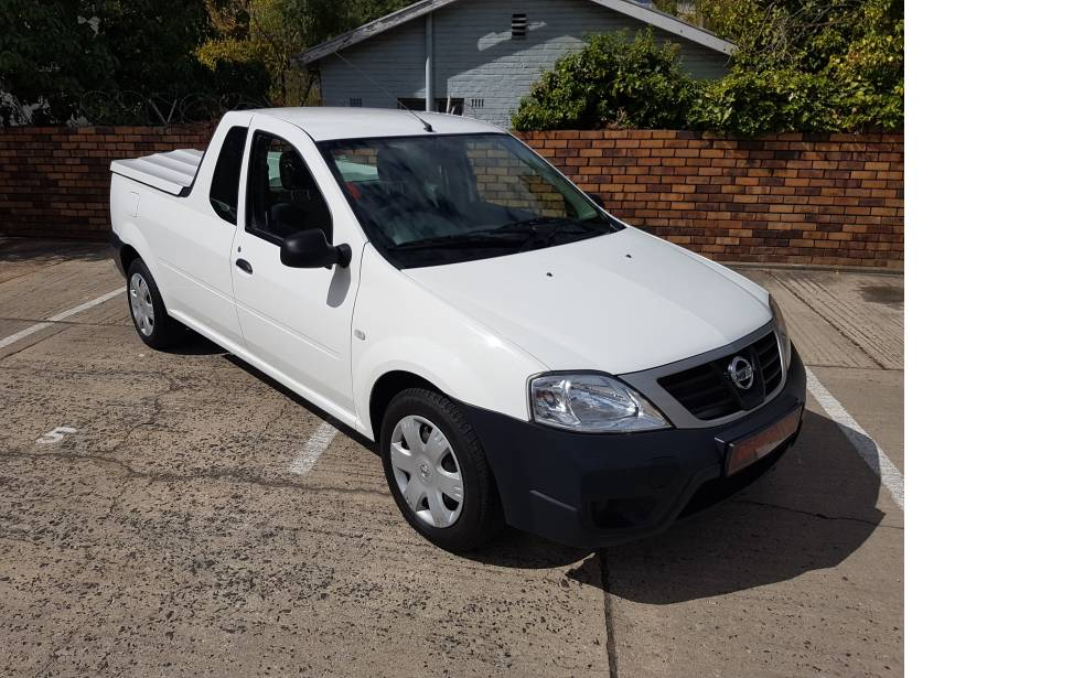 NISSAN NP200 1.5 DCI SAFETY PACK