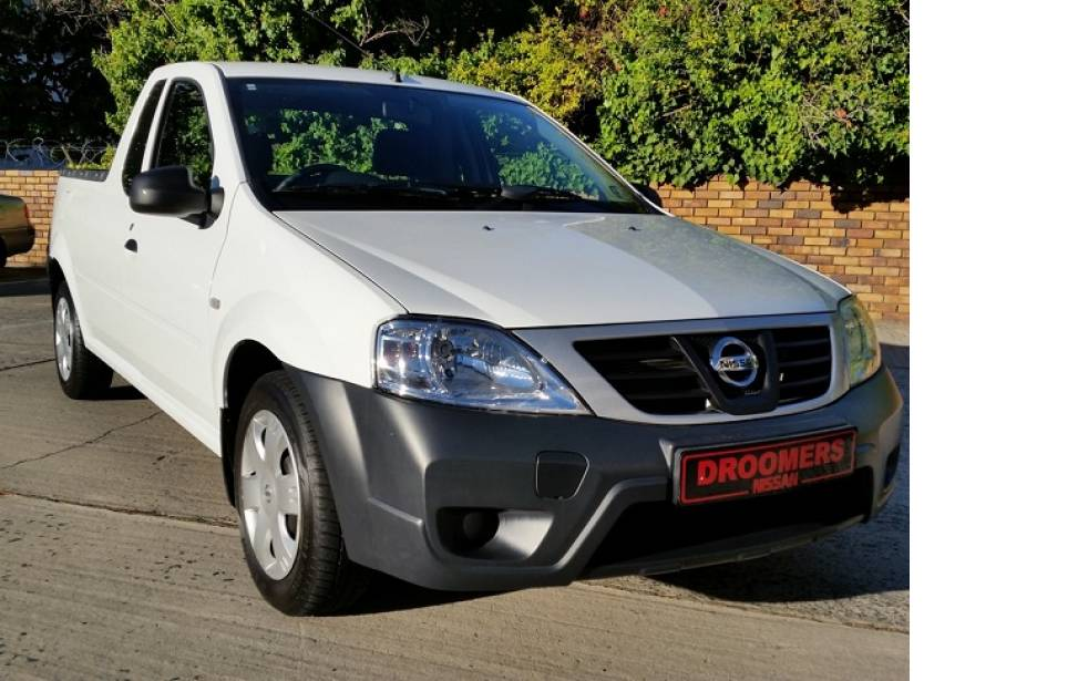 NISSAN NP200 1.6 8V SAFETY PACK